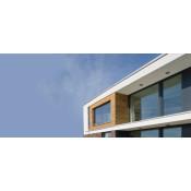 Fa-alumínium ablakok, erkélyajtók