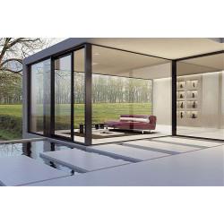 Alumínium ablakok, erkélyajtók
